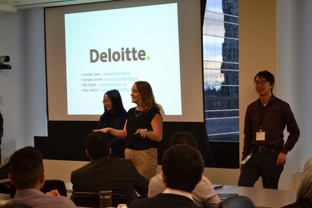 Deloitte Workshop 2019